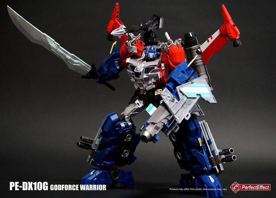 Perfect Effect - PE-DX10G Godforce Warrior