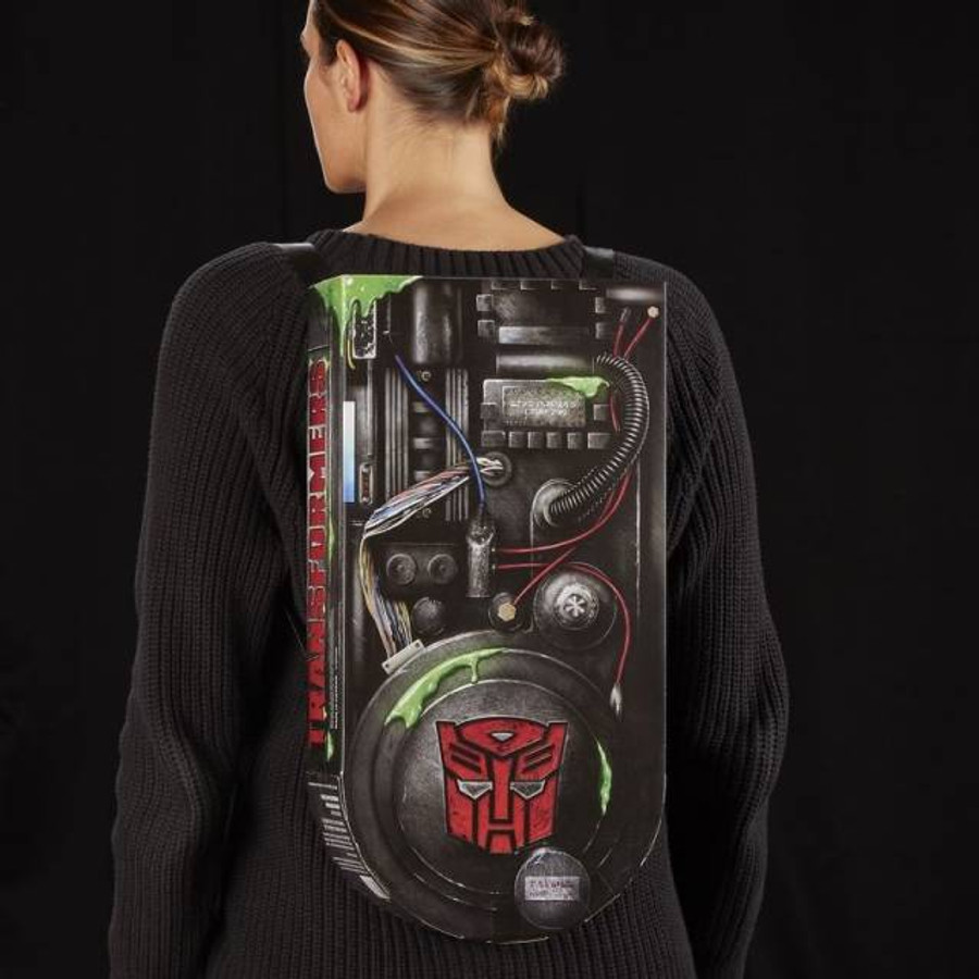 MP-10G Masterpiece Optimus Prime ECTO-35 Edition