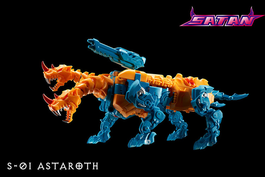 TFC Toys - Satan - S01 Astaroth