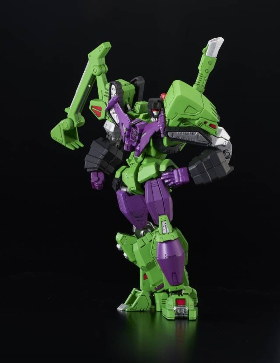 Flame Toys - Furai Model 11: Devastator