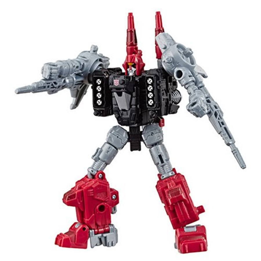 Transformers Generations Selects powerdasher Zetar figurine exclusive