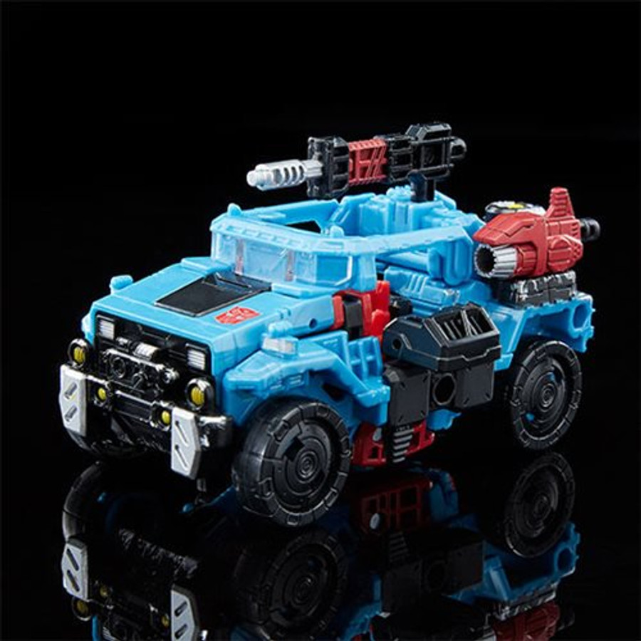 Transformers Generations Selects - Hot Shot Exclusive