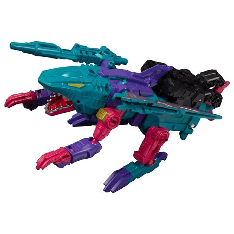 Takara Transformers Generations Selects - King Poseidon (Piranacon) - Overbite (Takara Tomy Mall Exclusive)