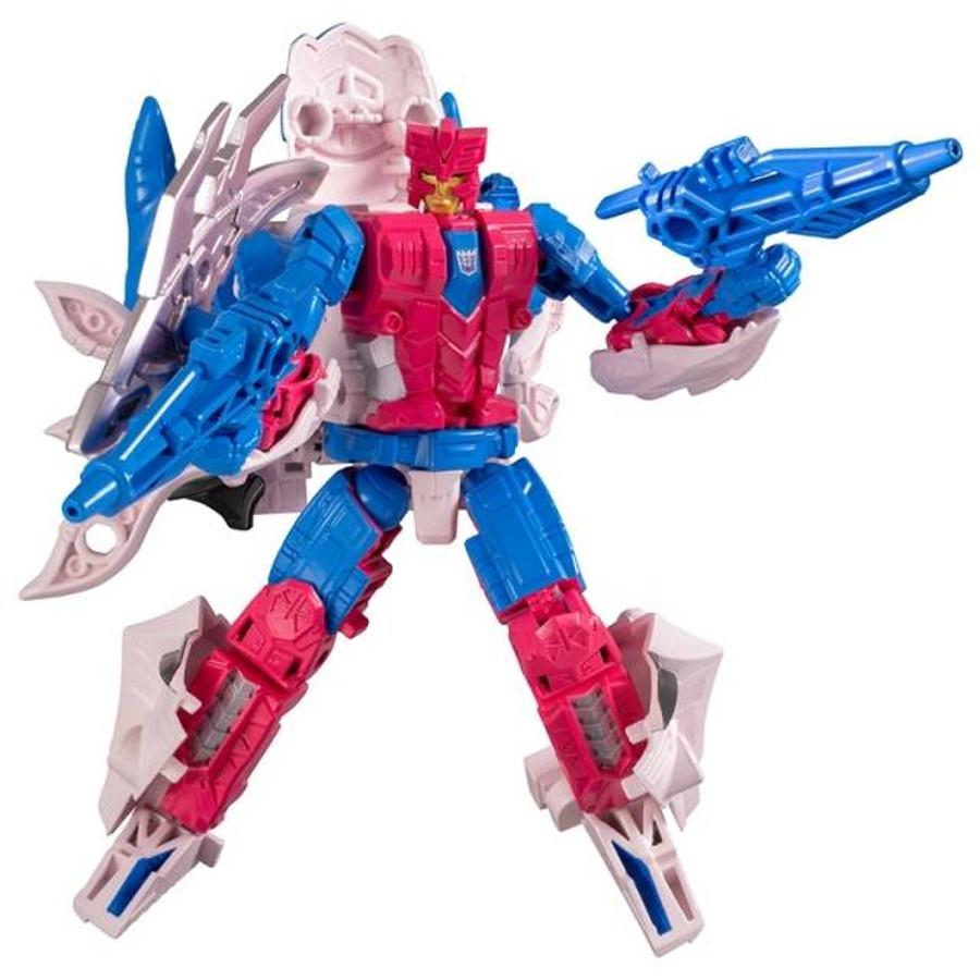 Takara Transformers Generations Selects - King Poseidon (Piranacon) - Tentakil (Takara Tomy Mall Exclusive)