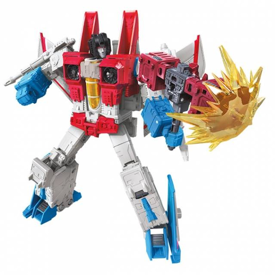 Transformers War for Cybertron - Earthrise - Voyager Starscream