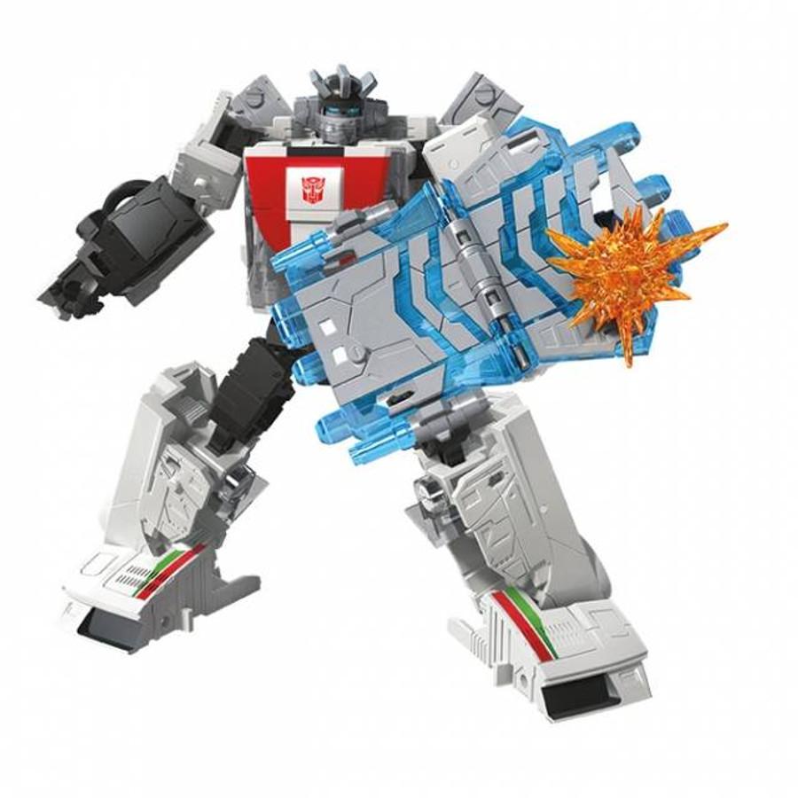 Transformers War for Cybertron - Earthrise - Deluxe Wheeljack