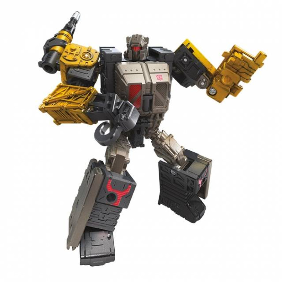 Transformers War for Cybertron - Earthrise - Deluxe Ironworks