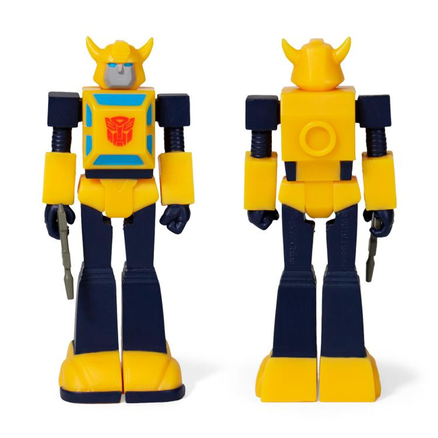Transformers X Super 7 - Transformers ReAction: Bumblebee
