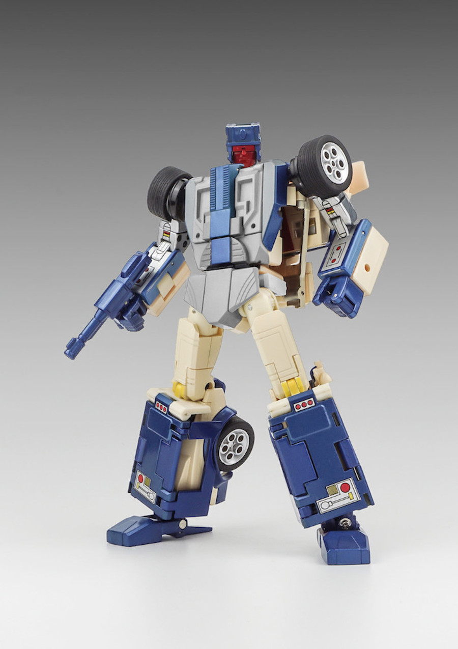 X-Transbots - Monolith Combiner MX-13T Crackup Youth Version