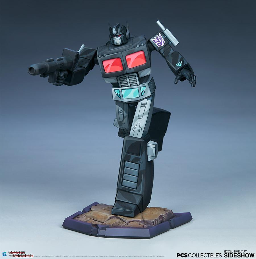 Pop Culture Shock - Nemesis Prime Classic Scale Statue