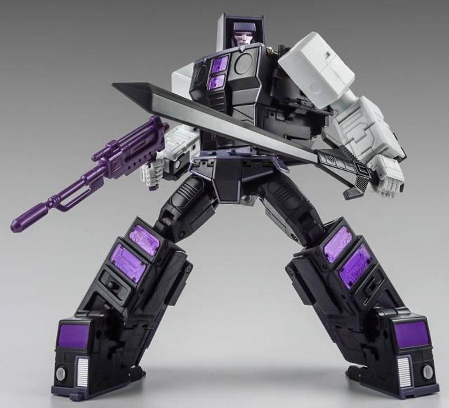 X-Transbots - MX-12A Gravestone