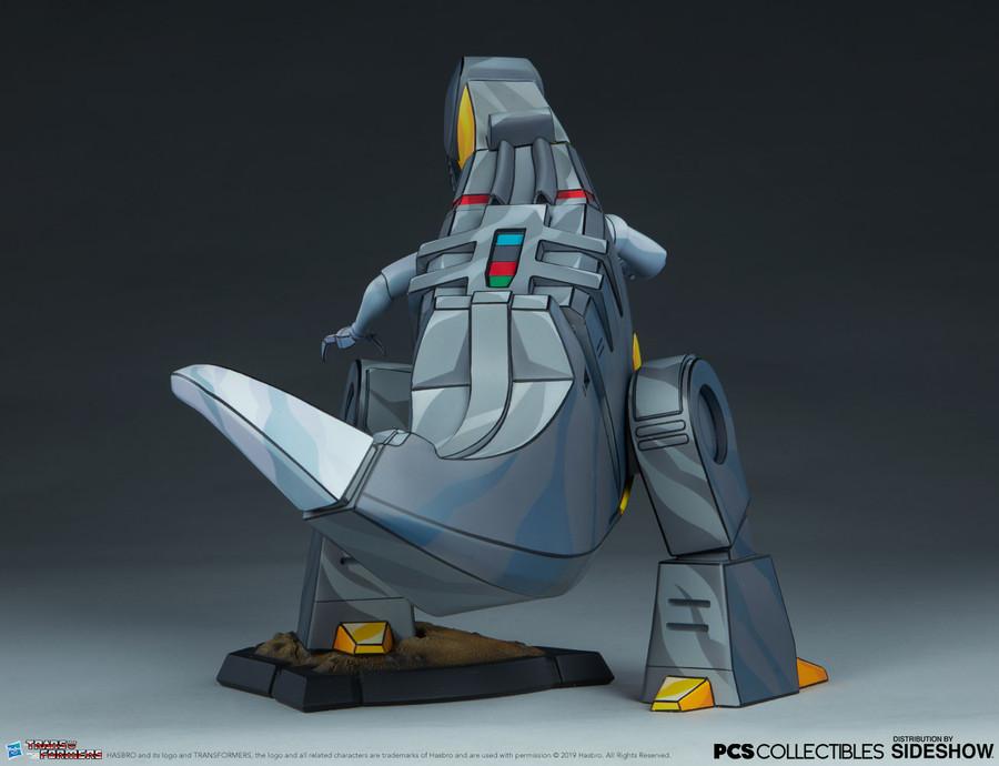 Pop Culture Shock - Grimlock Classic Scale Statue