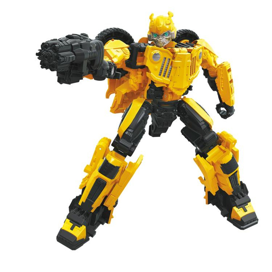 Transformers Generations Studio Series - Deluxe Offroad Bumblebee