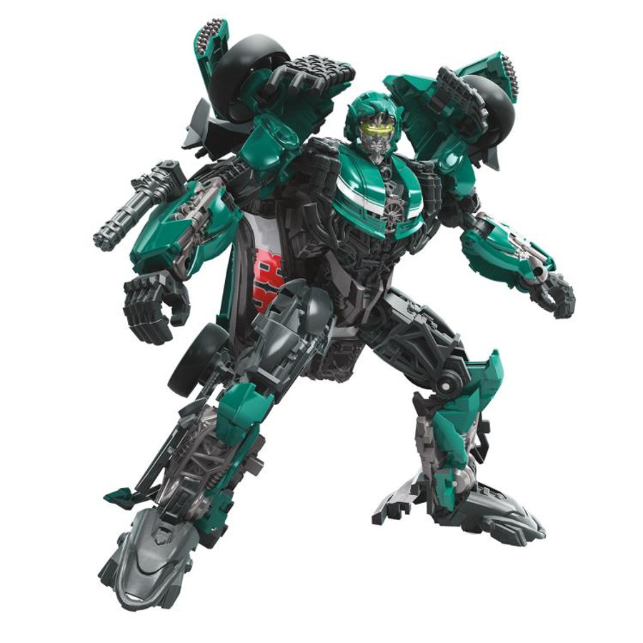 Transformers Generations Studio Series - Deluxe Roadbuster