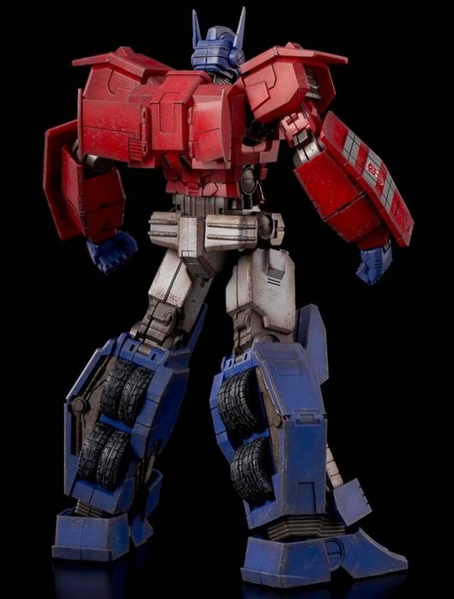 Flame Toys - Furai Action: Optimus Prime (IDW Version)