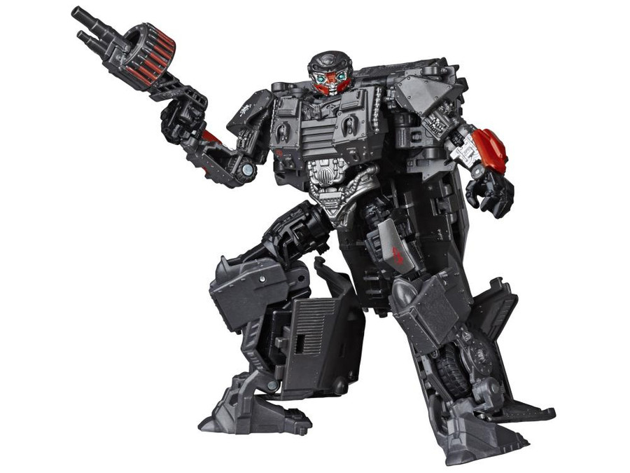 Transformers Generations Studio Series - Deluxe Hot Rod