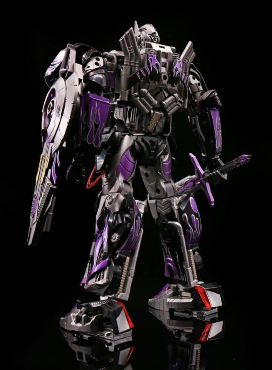 Unique Toys - R-02V Challenger - Purple Version