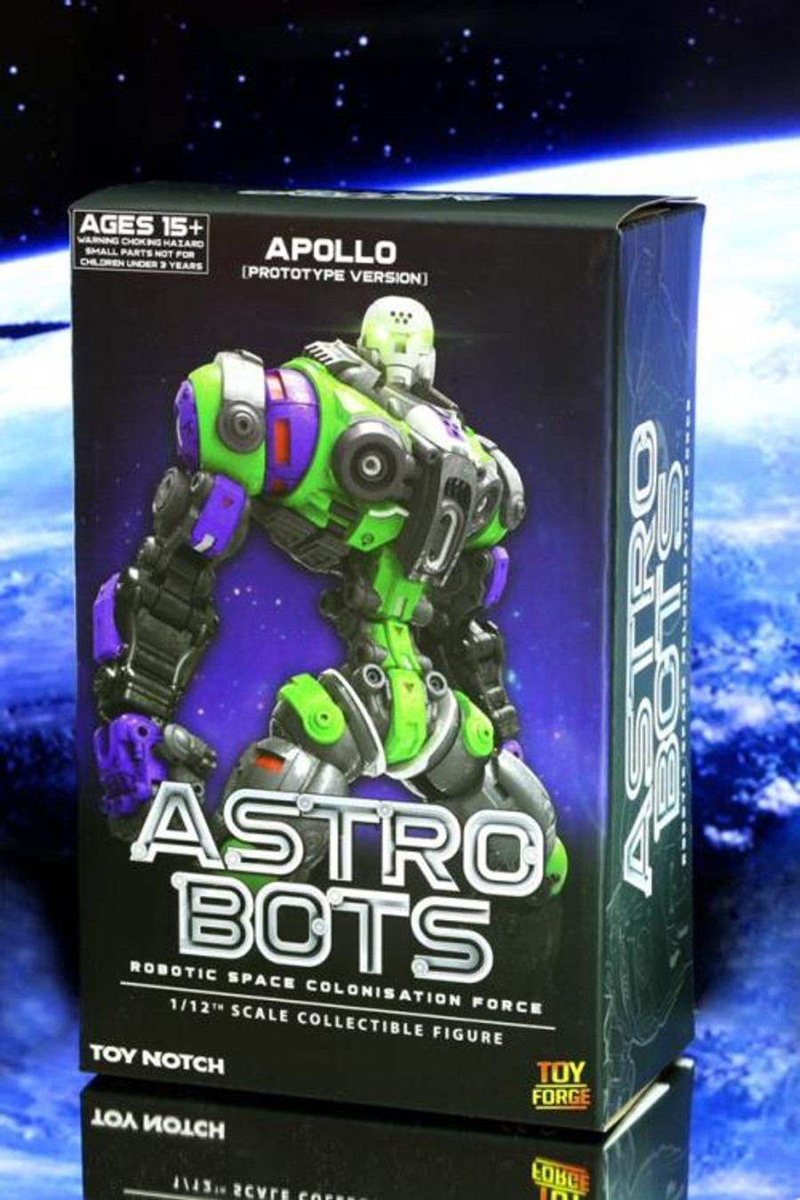 Toy Notch - Astrobots A00 Apollo (Prototype) Exclusive