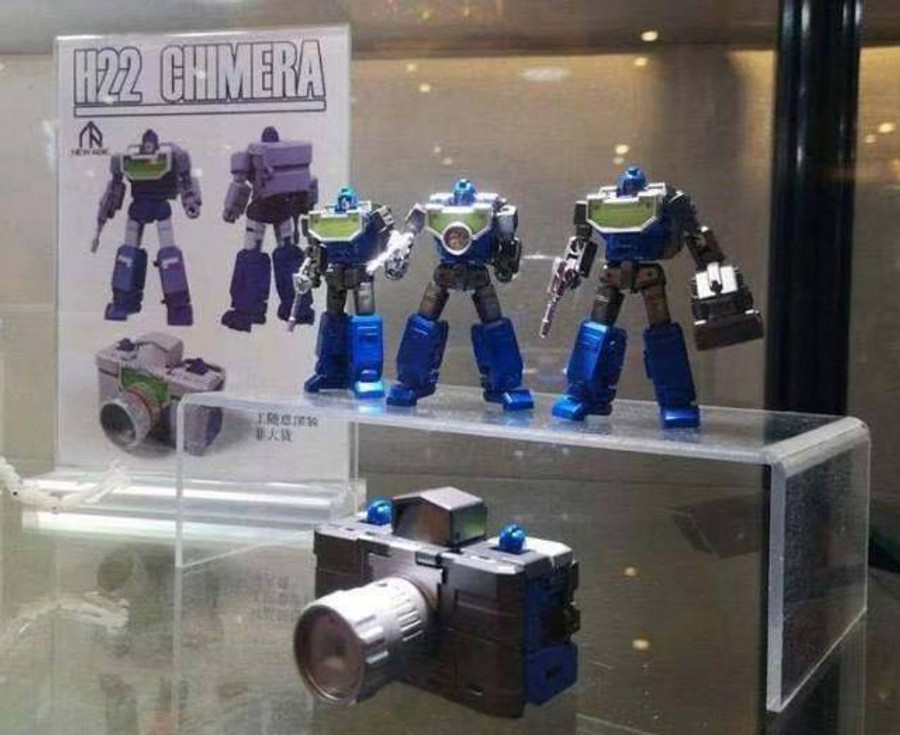 Newage - NA H22 - Chimera