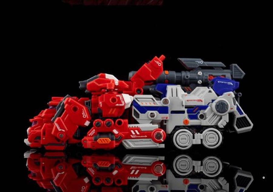 Master Made - SDT-07 - Thunder Manus - Deluxe Version