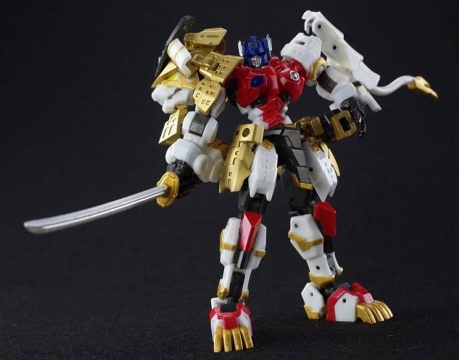 Iron Factory - IronSamurai Series- IF EX-45 - Yoroi Shishimaru