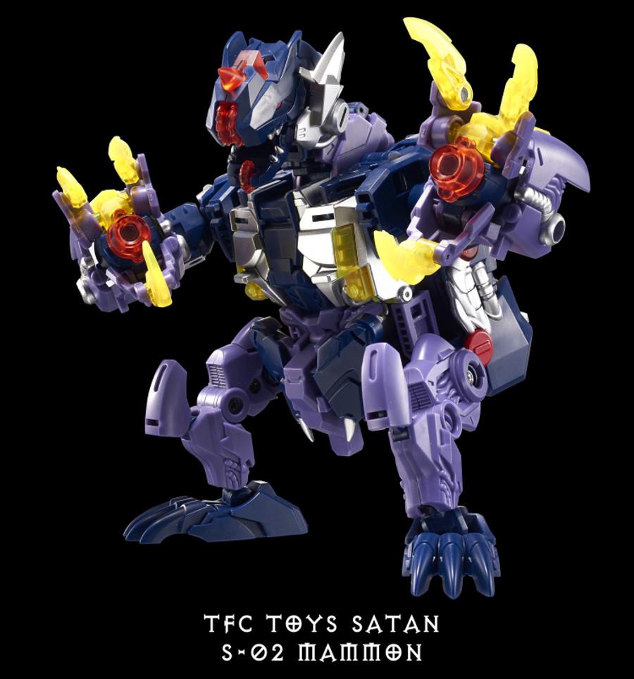 TFC - Satan - S-02 - Mammon
