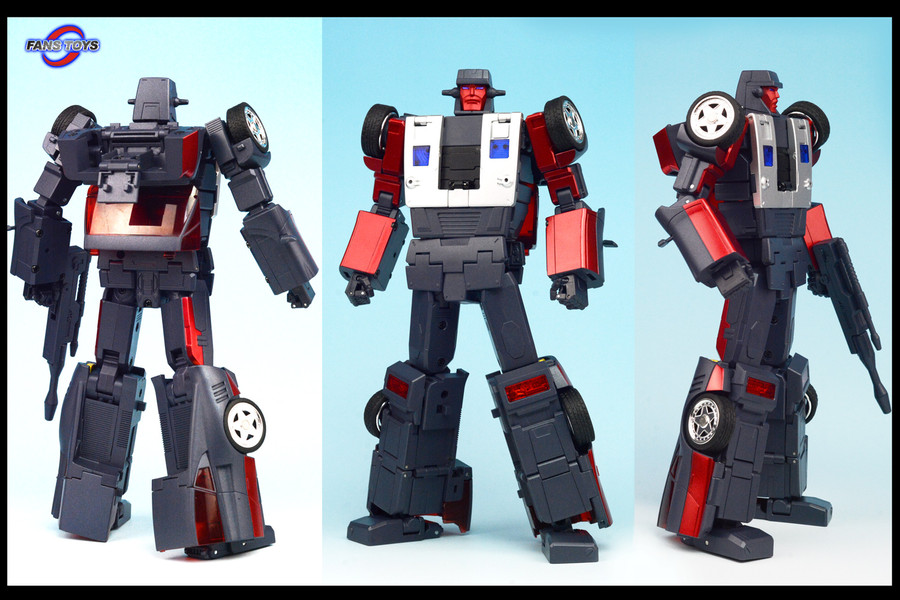 Fans Toys - FT-31B Magnum (Limited First Batch Allocation)
