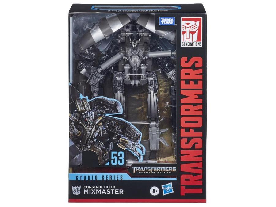 Transformers Generations Studio Series - Voyager Mixmaster (Restock)
