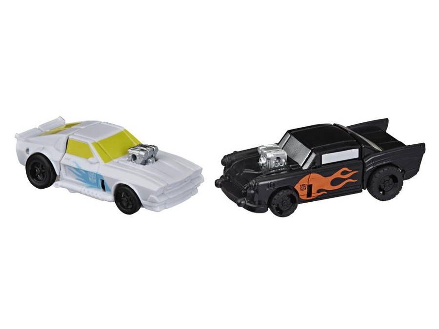 Transformers War for Cybertron - Earthrise - Micromaster Hot Rod Patrol