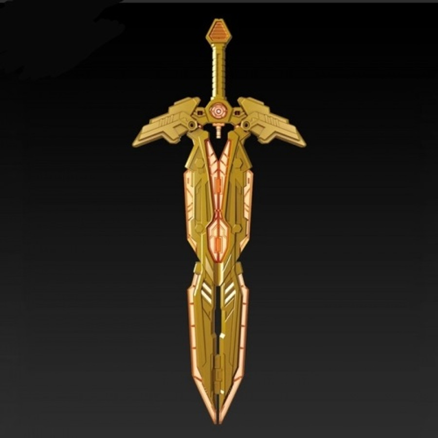 WeiJiang - Sky Soarer Combination Mode: Sword