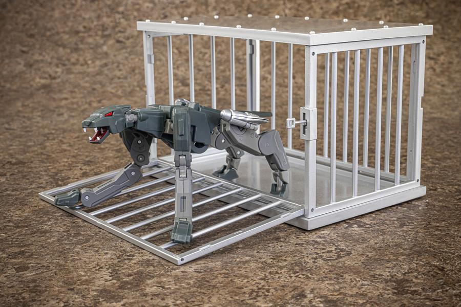 Ocular Max - RMX-01C Jaguar Cel / Cage 2 pack