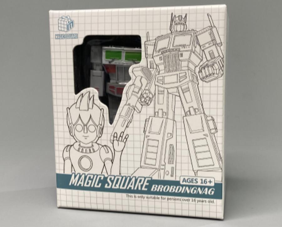 Magic Square - MS-B18T - Brobdingnag