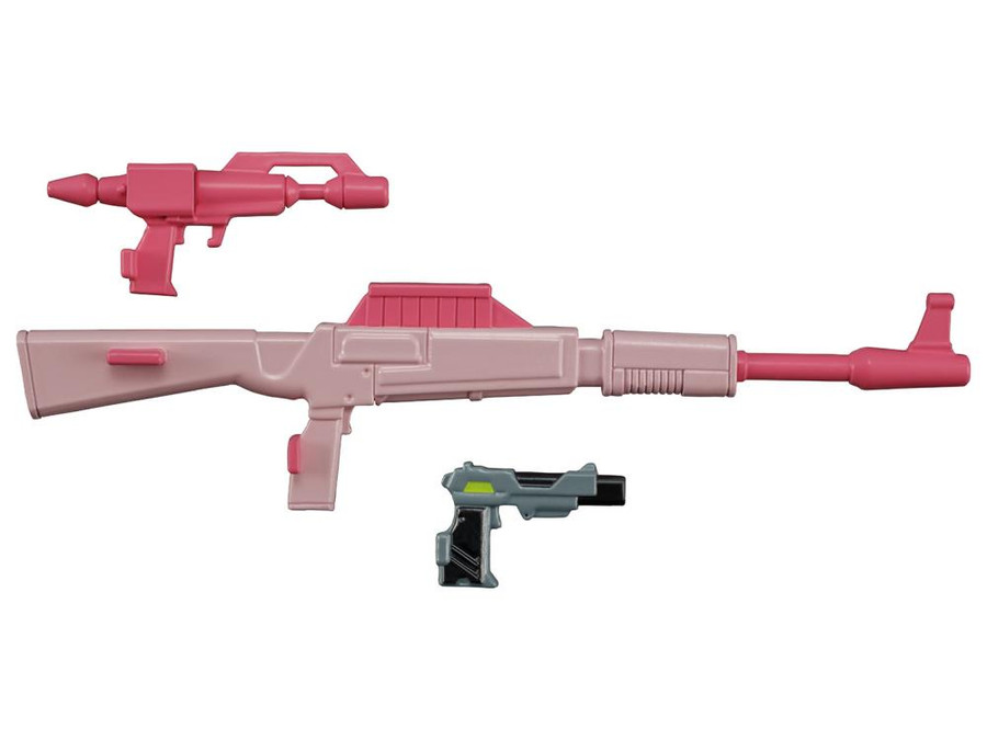 MP-51 Masterpiece Arcee