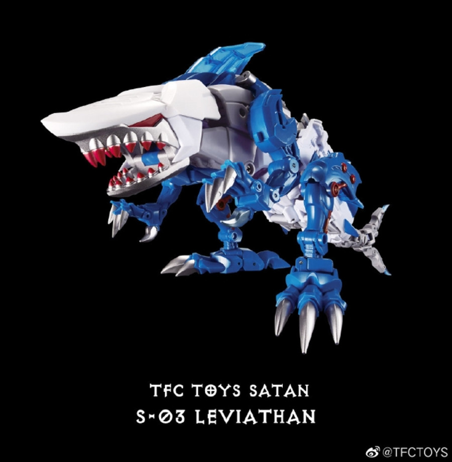 TFC Toys - Satan - S03 Leviathan