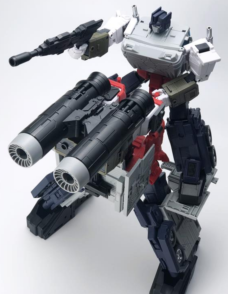 Fans Hobby - MB-16A Machine Eagle