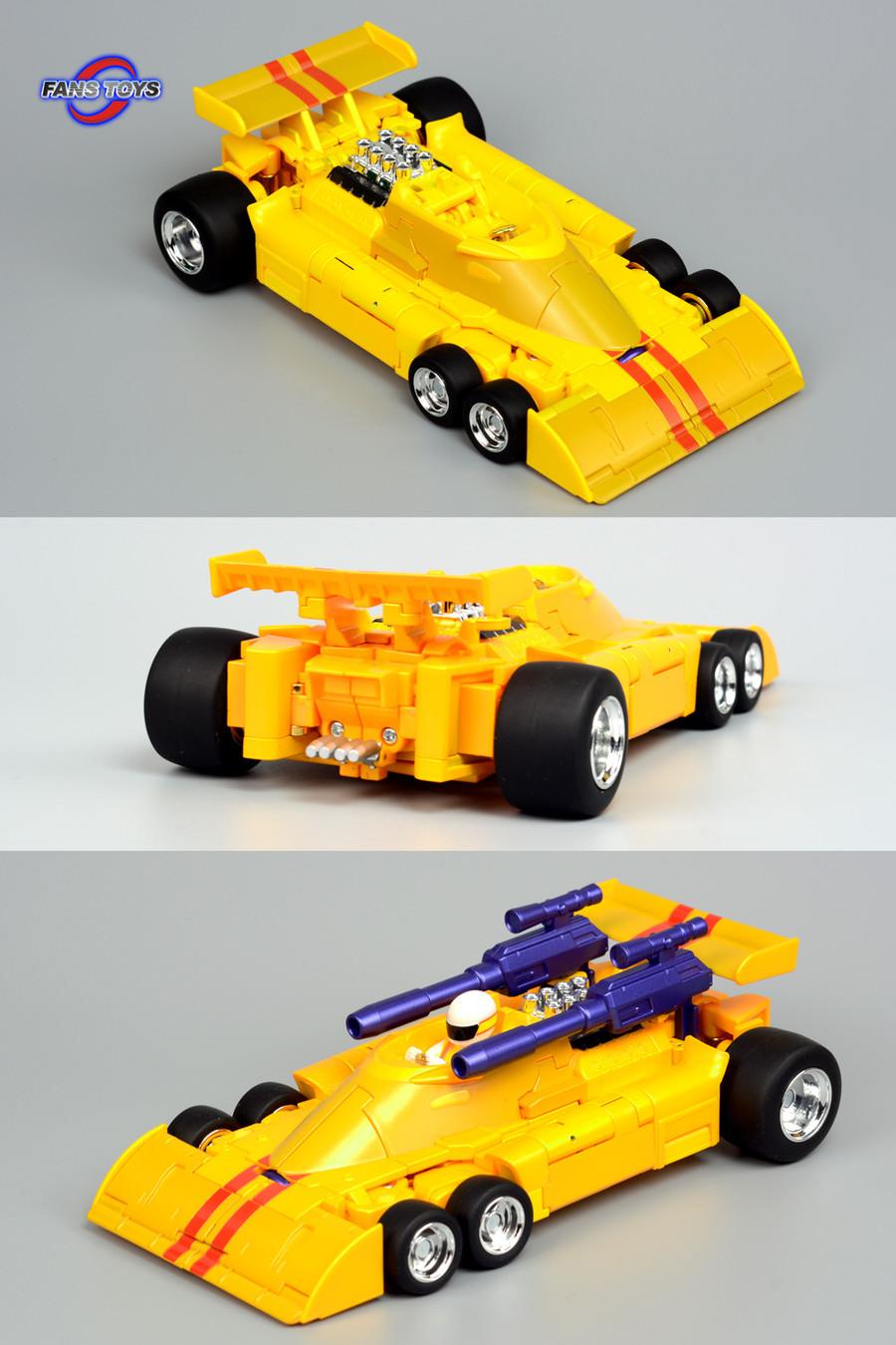 Fans Toys - FT-31D Smokey