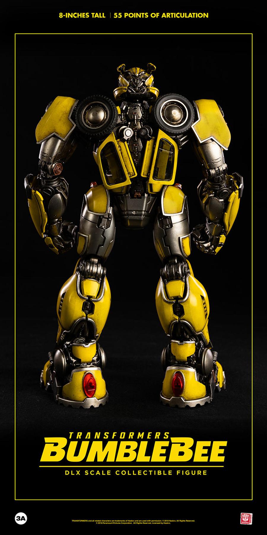Threezero - Bumblebee Movie: DLX Bumblebee (3rd Batch)