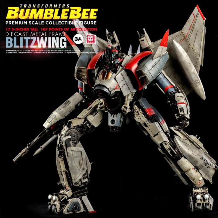 Threezero - Bumblebee Movie: Premium Blitzwing