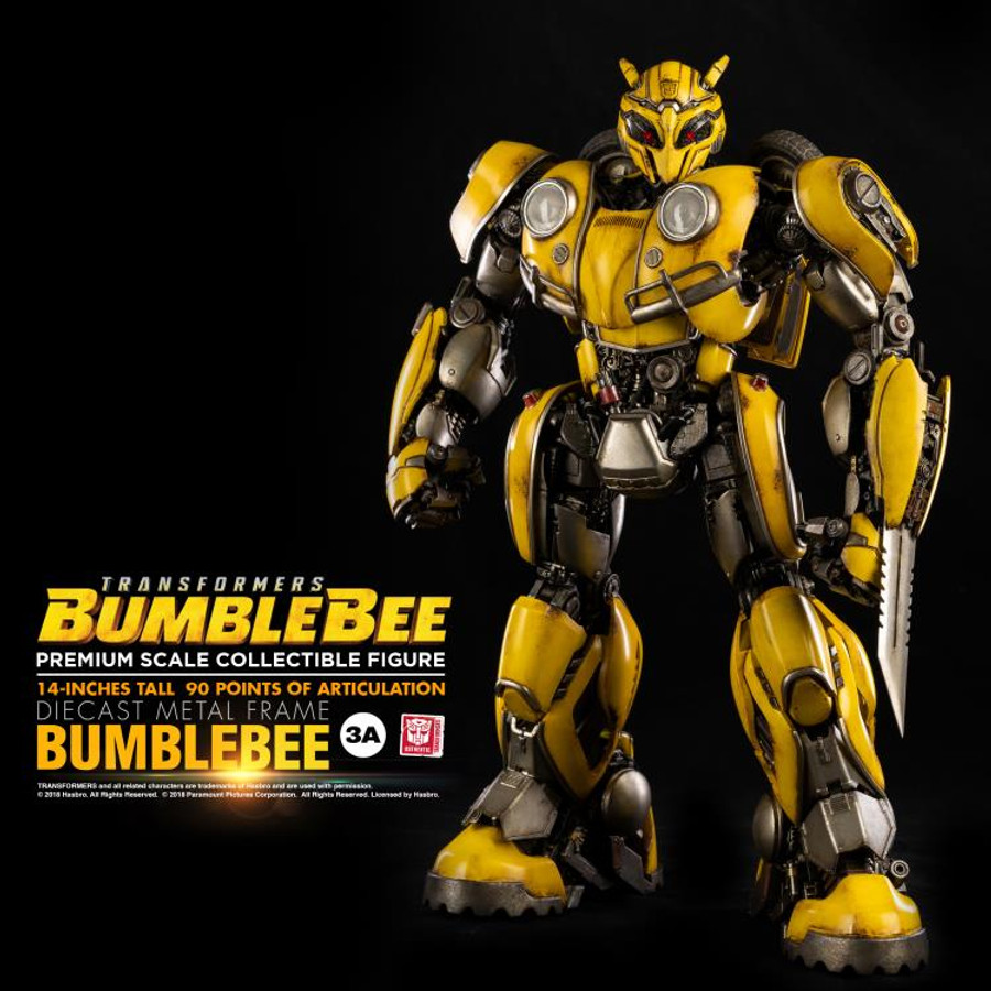 Threezero - Bumblebee Movie: Premium Bumblebee