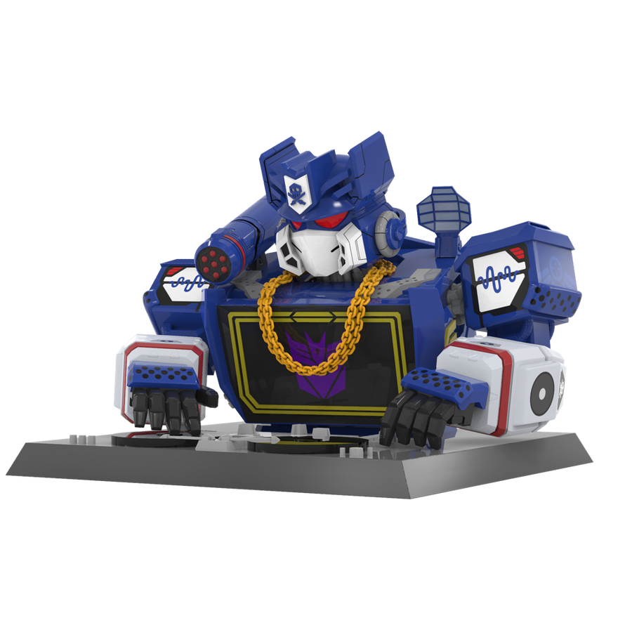 Mighty Jaxx - Transformers X Quiccs: Soundwave