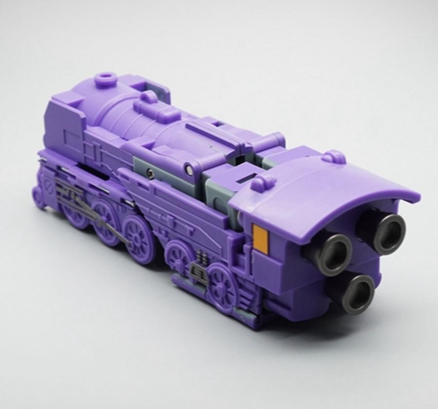 Mech Fans Toys - Mechanic Studios - MS-20 Iron Sky