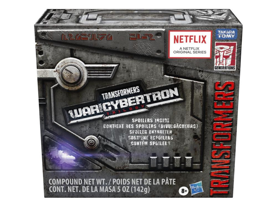 Transformers War for Cybertron Trilogy - Leader Nemesis Prime