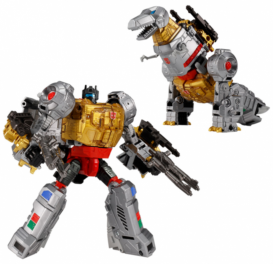 Transformers Generations Selects - Volcanicus - Takara Tomy Mall Exclusive