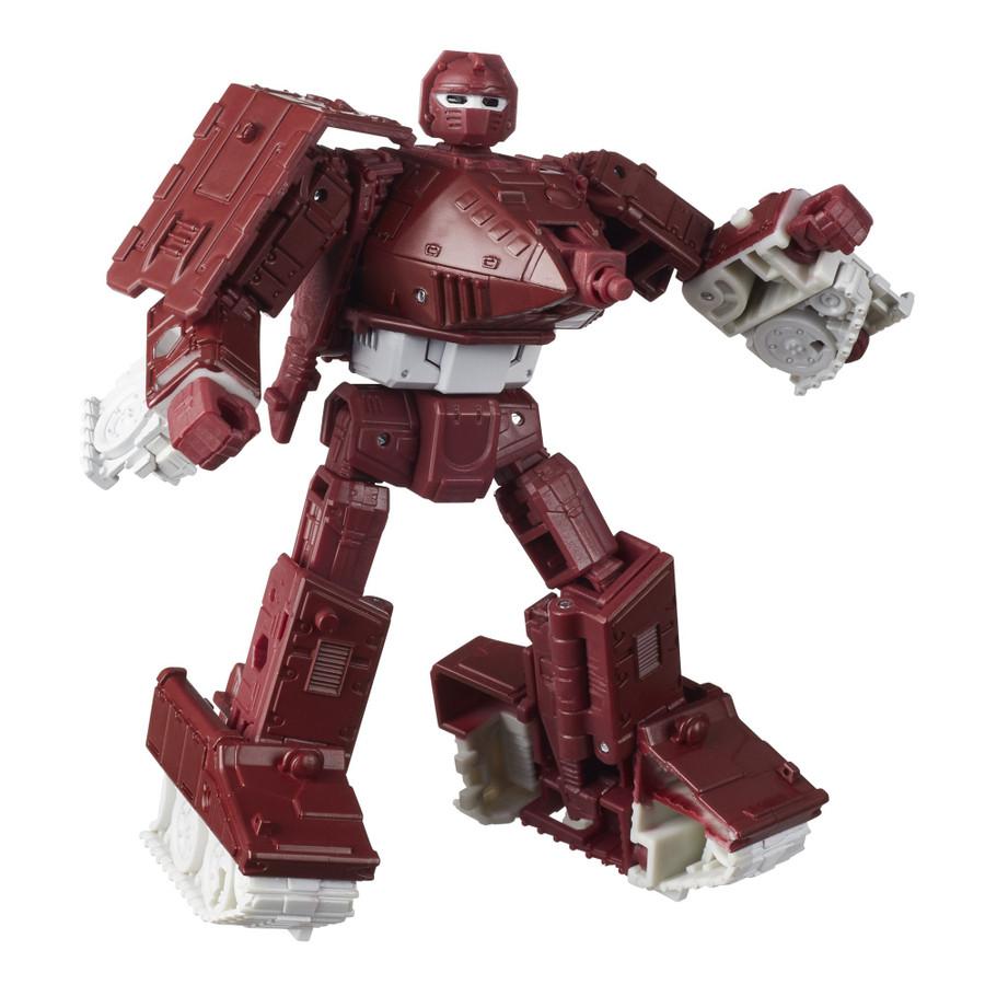 Transformers War for Cybertron: Kingdom - Deluxe Class Warpath