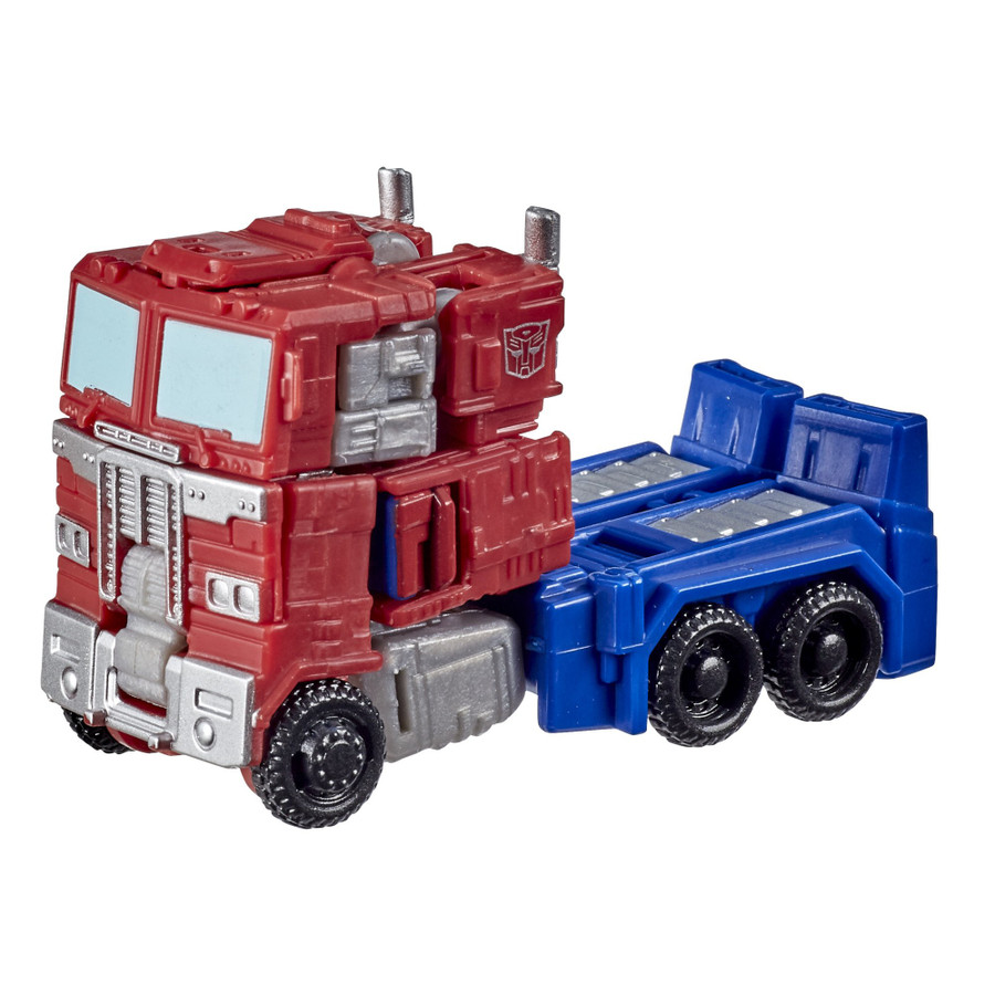 Transformers War for Cybertron: Kingdom - Core Class Optimus Prime