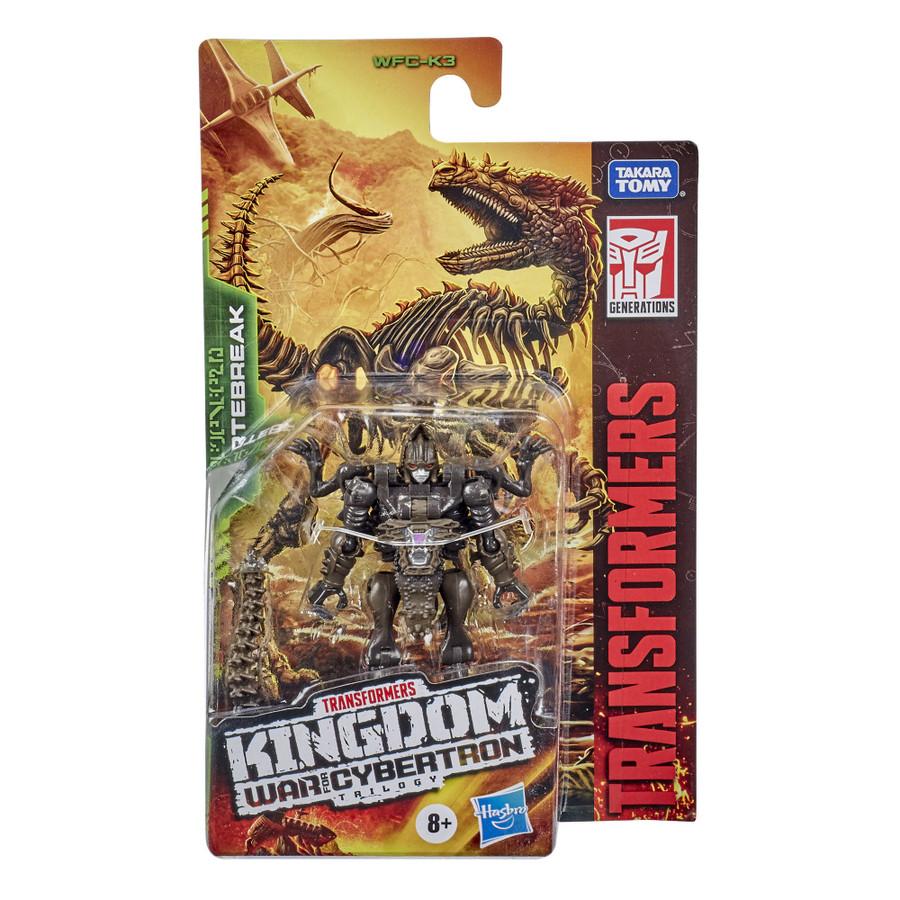 Transformers War for Cybertron: Kingdom - Core Class Vertebreak