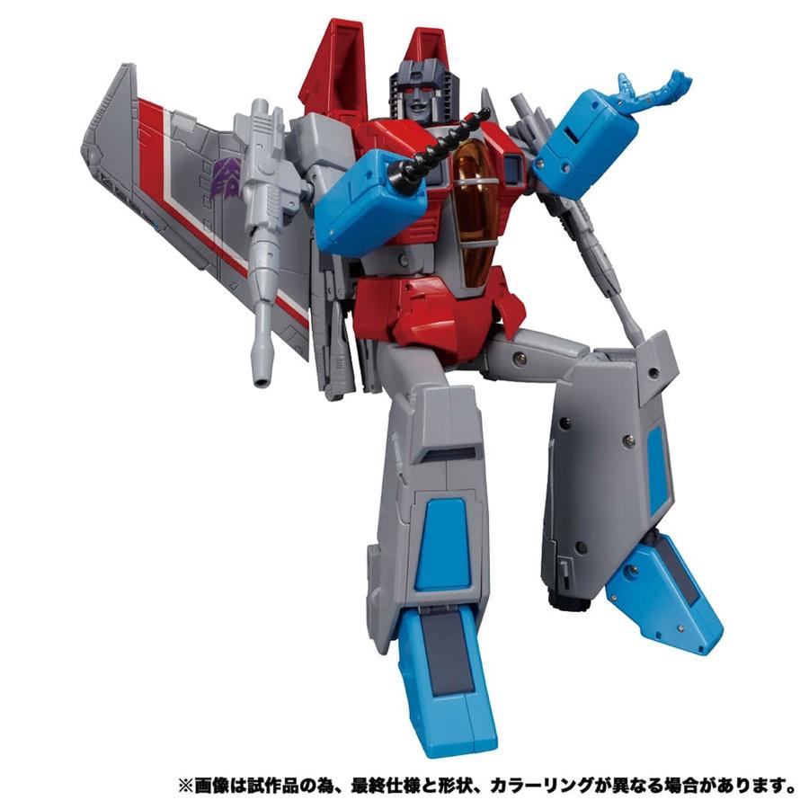 Transformers Masterpiece - MP-52 Starscream Version 2.0