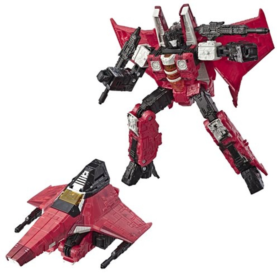 Transformers Generations Selects - Voyager Red Wing