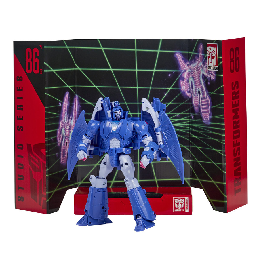 Transformers Studio Series 86 - The Transformers: The Movie Voyager Set of 2 (2nd Shipment)