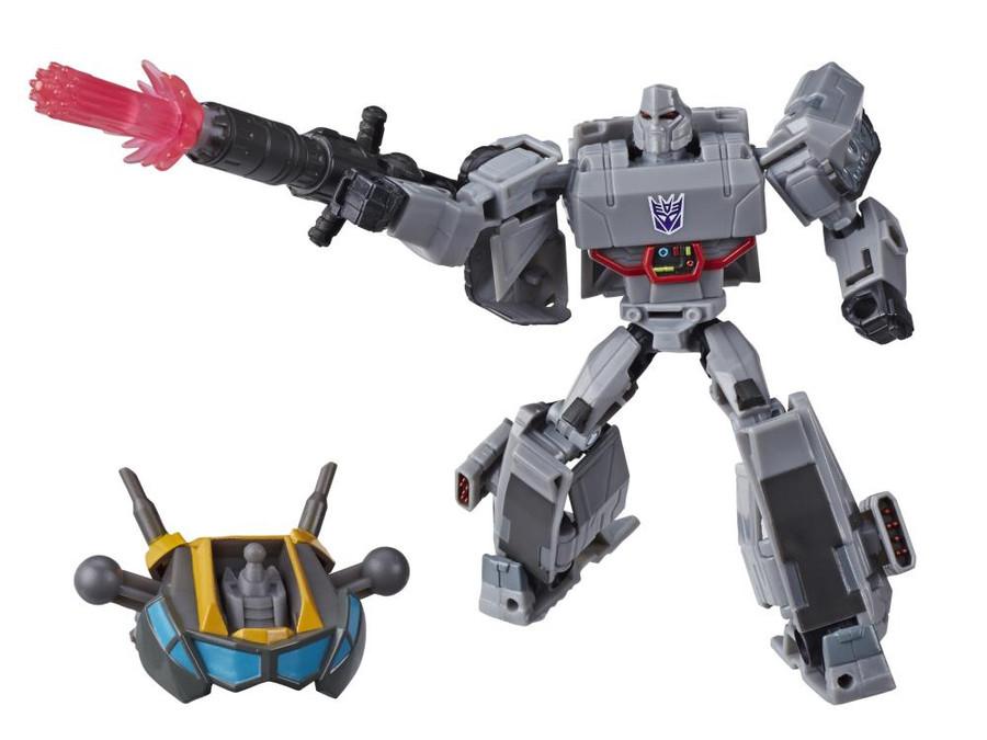Transformers Cyberverse - Deluxe Megatron